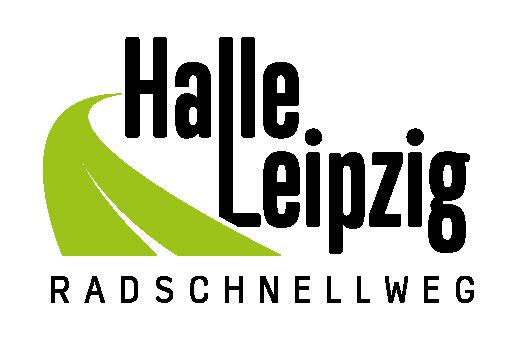 Logo Radschnellweg Halle-Leipzig